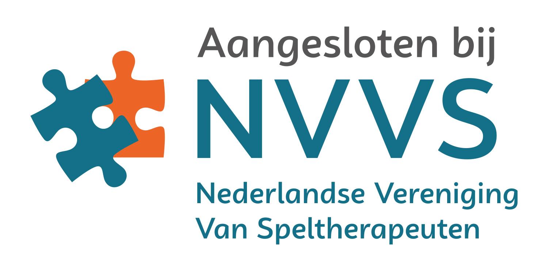 Aangesloten bij de Nederlandse Vereniging van Speltherapeuten